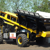 Spreader Trucks | Rockslinger - General Uses