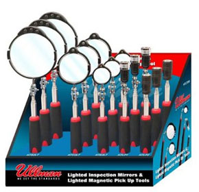 LED Lighted Inspection Mirrors - Ullman