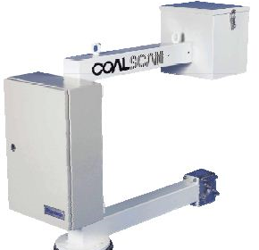 Online Coal Ash and Moisture Analyser | COALSCAN 2100