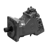 Bent Axis Motors | Sauer Danfoss Daikin
