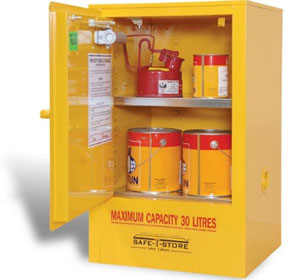 Flammable Liquids Storage | Safe-T-Store