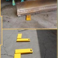 Floor Protection | Dozer Blade Rest Pad