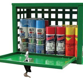 Gas | Aerosol Storage Cages