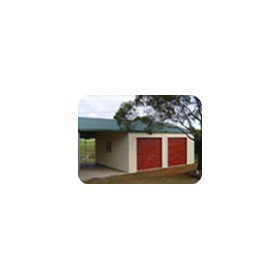 Steel Garages & Sheds