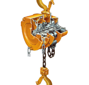 Chain Hoists | PWB Anchor M3 Kito Chain Blocks