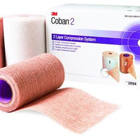 Compression Bandage | - Coban 2 Layer (2094)