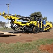 M2C to M2D conversion for Atlas Copco M2C Drill Rig