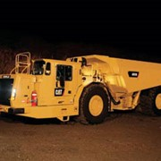 Underground Mining Loaders & Trucks - CAT