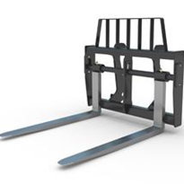 Skid Steer Loader Forks - CAT