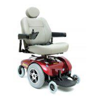 Power Wheelchair | Jazzy Select 14XL