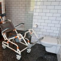 Shower Chair | Roll-in Buddy Tilt - SB3T