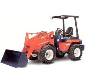 Wheel Loader | Kubota R520s
