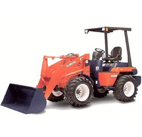 Wheel Loader | Kubota R420s