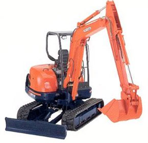 Earthmoving Hire | Kubota Kx121 3s