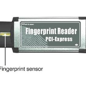 Fingerprint Access | PCI-Express Card