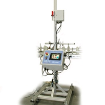 Linear Bottle Leak Inspection Machine | Over Conveyor