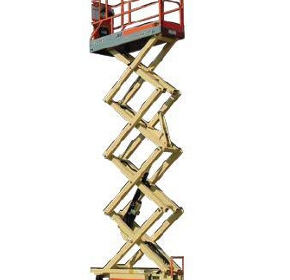 Scissor Lift | JLG Electric 26ft