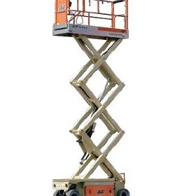Scissor Lift | JLG Electric 20ft