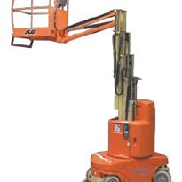 Vertical Lift | JLG Electric Toucant1010