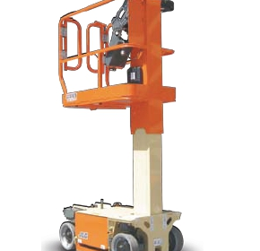 Vertical Lift | JLG Electric 12ft