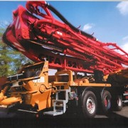 Truck Mounted Concrete Pumps