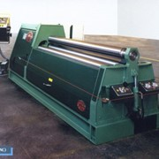 Plate Rolling Machines NC and CNC