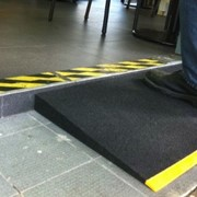 Recycled Rubber Ramps & Wedges