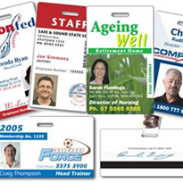 Plastic ID & Access Card Printing Service