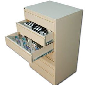 Storage Equipment - Multimedia Cabinets