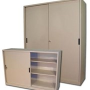 Storage Equipment - Sliding Door Cabinets