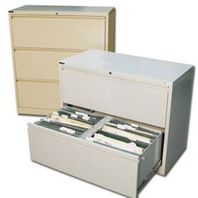2,3,4 Lateral Drawer Filing Cabinets
