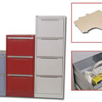 2,3,4 Drawer Filing Cabinets