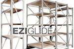 Mobile Shelving System - Eziglide Long Span