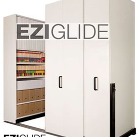 Office Mobile Shelving System - Eziglide