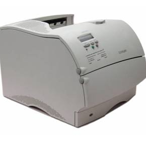 Network Laser Printer | Lexmark Optra T610