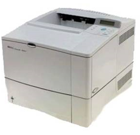 Laser Printer | HP LaserJet 4000 Series