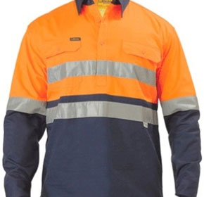 Hi Vis | Cool Lightweight Long Shirt