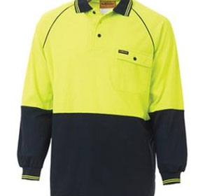 Hi Vis | Polo Shirt | 2 Tone