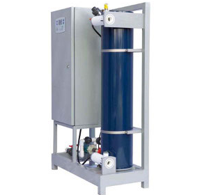 Electro Chlorination and Water Chlorination