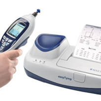 Handheld Screening Tympanometer with Reflex Tests | EASY TYMP