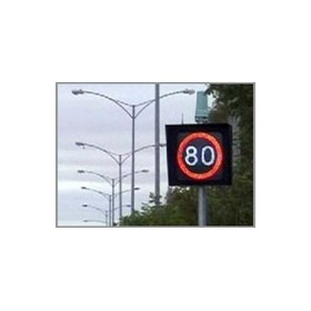 Electronic Speed Limit Sign | AD303