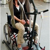 Patient Lifter | FLEX-LIFT Collapsible Mobile Floor Hoist