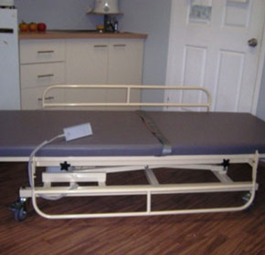 Mobile Height Adjustable Change Table