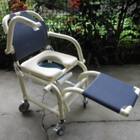 Commode/Shower Chairs | PLATYPUS
