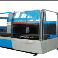 Laser Cutting Machine - PLATINO