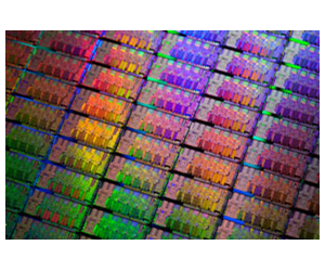 One of Intel's second-generation core processors. Photo courtesy of Intel.