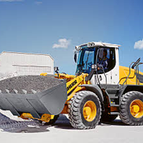 Wheel Loader | Liebherr | L524 - 542