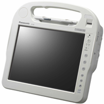 Healthcare Tablet PC | Panasonic Toughbook CF-H2