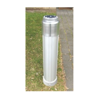Solar Powered Bollard | Rigel