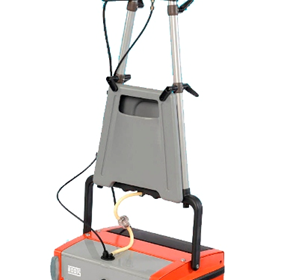 Commercial Floor Scrubber | Wizzard